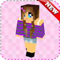 Girls Skins for Minecraft PE 🎮 icon