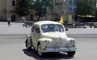 Renault 4CV Rent Nitriansky kraj