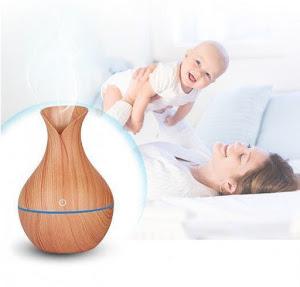Umidificator, purificator aer, difuzor, aromaterapie, ultrasunete