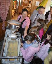 Photo: Dal mais alla Polenta - come si ottiene la farina