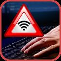 無線密碼黑客 - 惡作劇 icon