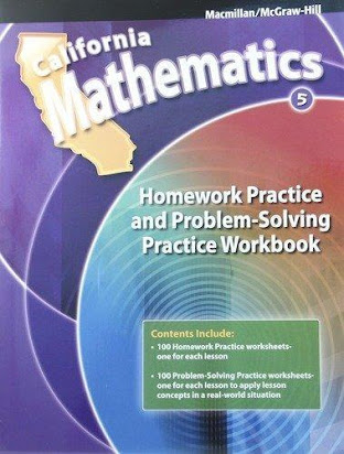 glencoe mcgraw hill geometry homework practice workbook answers