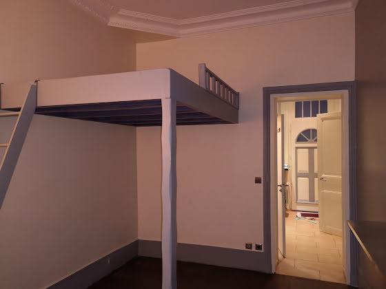 Appartement a louer colombes - 1 pièce(s) - 23.37 m2 - Surfyn