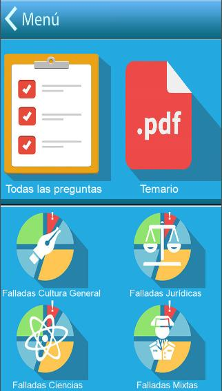 Oposiciones Guardia Civil Gratis: captura de pantalla