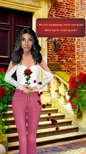 Magic Red Rose Story -  Love Romance Games  screenshots 9