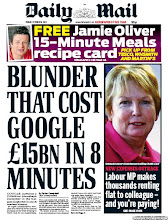 Photo: The blunder that cost Google £15BILLION in EIGHT minutes: Shares suspended after printers accidentally reveal shock 20% drop in profits too early - http://bit.ly/R3GmgG