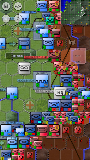 Fall of Army Group Center 1944 (free) 1.0.1.2 screenshots 11