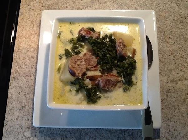 Toscana Soup Recipe