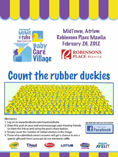 Photo: Count the duckies!