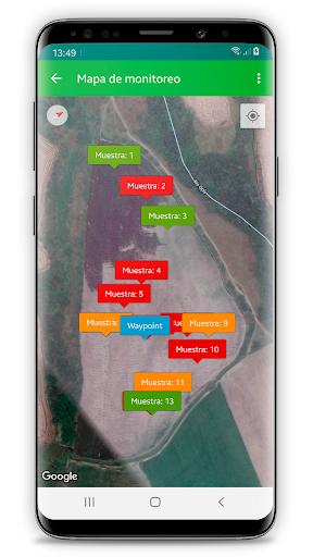 SIMA Monitoreo de Cultivos android2mod screenshots 7