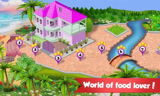 Chef in Jungle - Cooking Restaurant Games screenshots 2