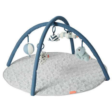 Done By Deer Babygym Play Mat, Blue