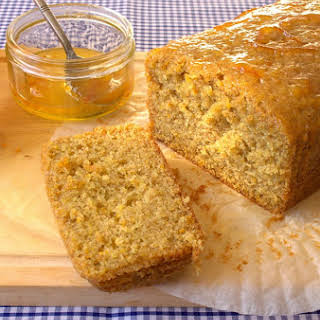 Orange and Olive Oil Loaf Cake.