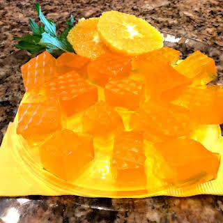 Paleo Orange Gummies.