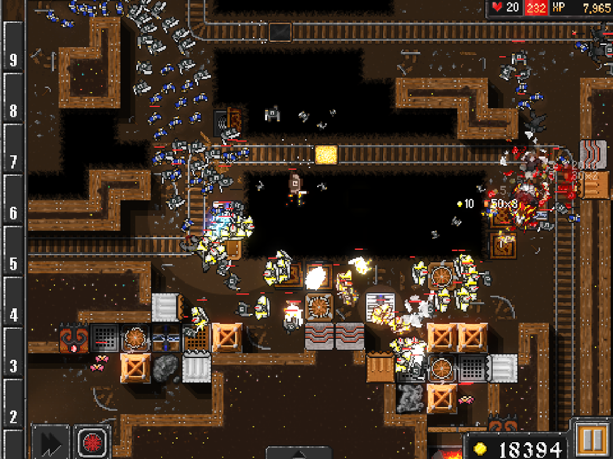 Dungeon Warfare- screenshot