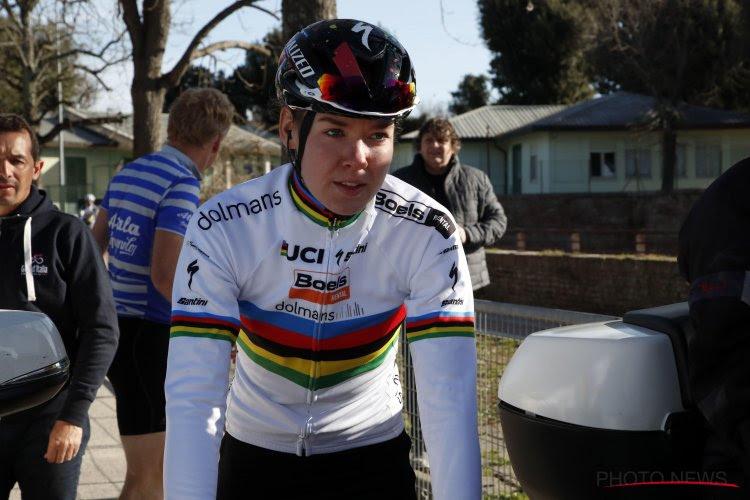 """Anna van der Breggen schittert niet alleen meer op de weg: """"Nieuwe ervaringen wakkeren mijn enthousiasme aan"""""""