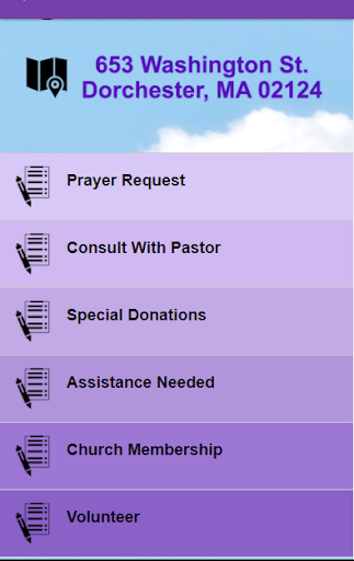 Freedom In Christ Ministry 1.0 screenshots 3