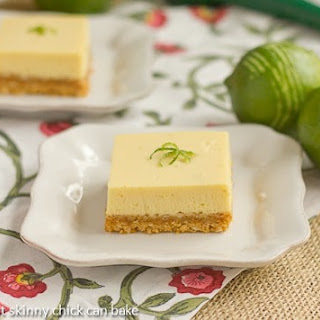 Key Lime Bars with Coconut Crust #DessertChallenge Recipe