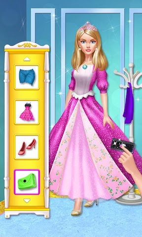 android Little Miss Doll - Dream House Screenshot 1