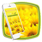 Sunflower Smile Launcher