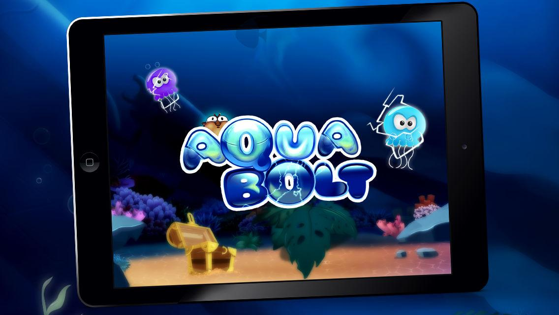 Aqua Bolt- screenshot