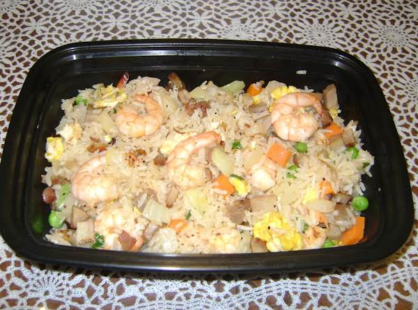 48  Yang Chow Fried Rice Recipe