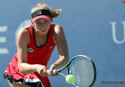 Giant-killer Elise Mertens verslaat nu ook Vesnina!
