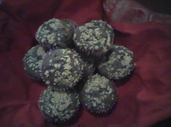 Chocolate Covered Craisin Sourdough Muffins Recipe
