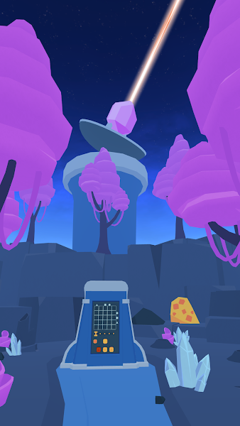 Faraway: Galactic Escape Screenshot Image