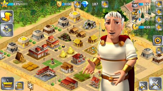 Battle Empire: حروب رومانية 6