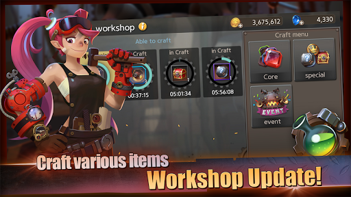 Hunters League : The story of weapon masters  {cheat|hack|gameplay|apk mod|resources generator} 5