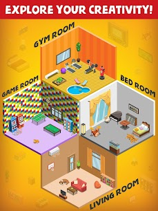 My Room Design – Home Decorating MOD (Diamonds/Gold Coins) 2