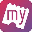 BookMyShow - Tiket Bioskop dan Event icon
