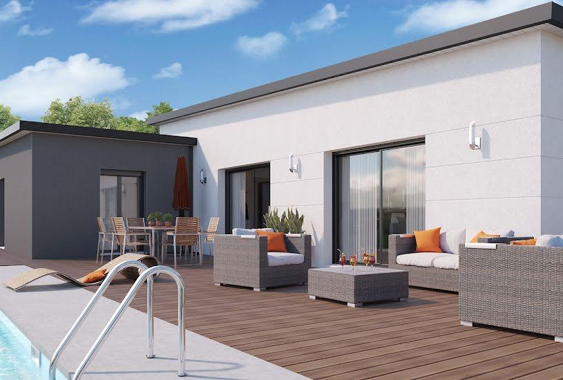Vente Terrain + Maison - Terrain : 1069m² - Maison : 117m² à Poitiers (86000)