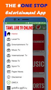 Tamil Live TV Online Apk Download For Free 3