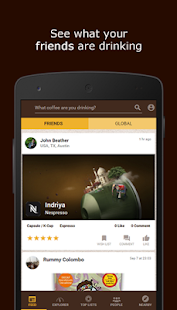 Coffeely - Discover Coffee - náhled