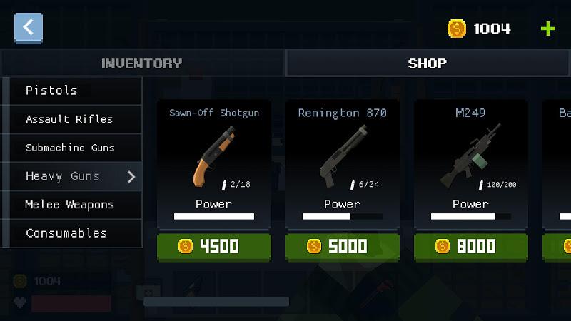 Pixel Combat: World of Guns Screenshot 11