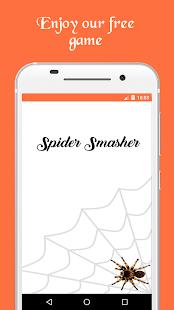 Spider Smasher Game - náhled