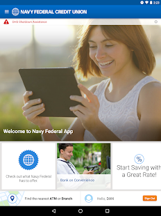 Navy Federal Credit Union- screenshot thumbnail