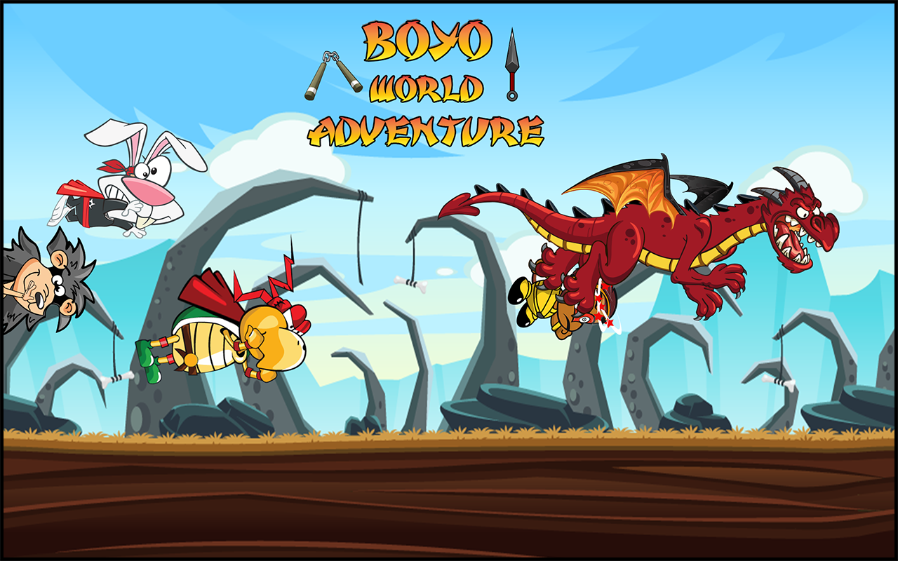 Heroes Adventure- screenshot