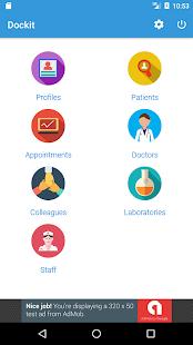 MEDICOKIT - practice management - náhled