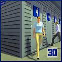 Toilet Rush Simulator 3D icon