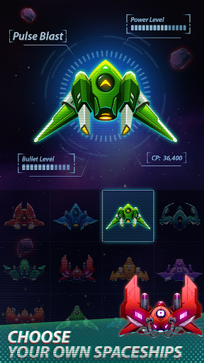 Galaxy Attack - Space Shooter 2020 1.4.02 screenshots 4
