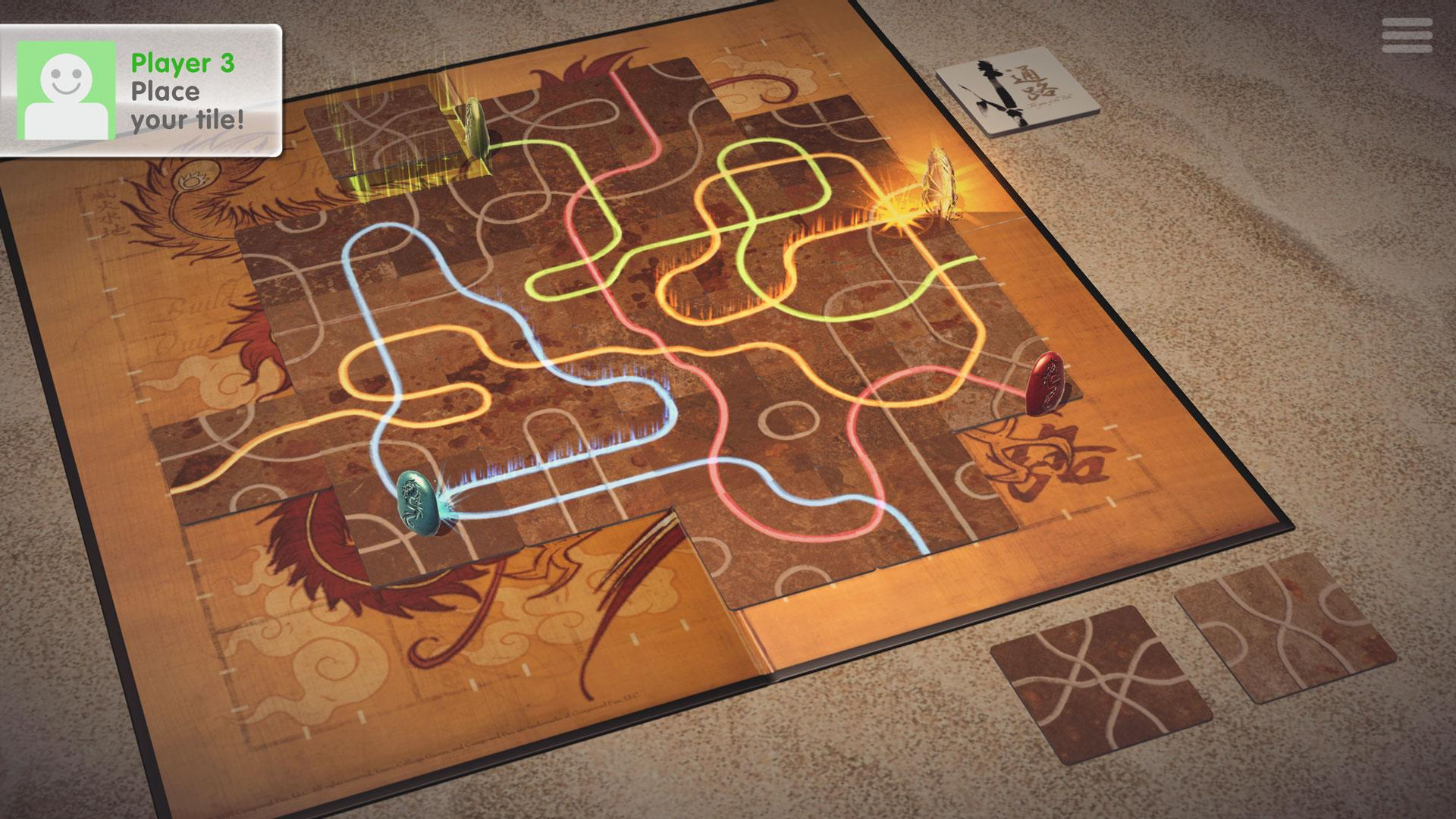 Tsuro - The Game of the Path screenshot #2