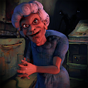 Scary Granny Neighbor Horror Game 2019 icon