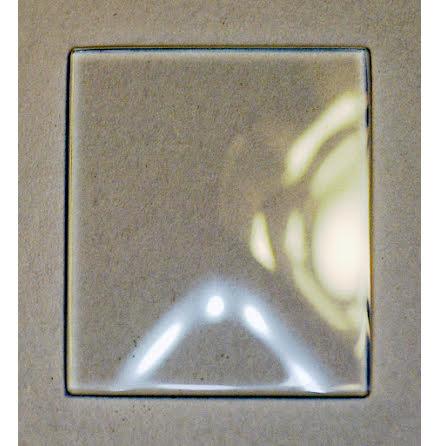 GLAS CARTIER TANK HERR 206x176x1,0 h1,9mm