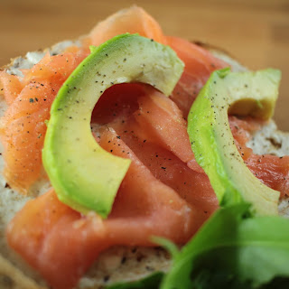Smoked Salmon Salad With Cream Cheese Recipes