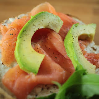 Salmon Cream Cheese Avocado Recipes.