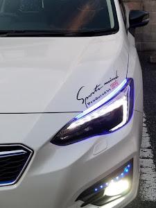 インプレッサ スポーツ GT6 2.0i-S EyeSightのカスタム事例画像 athuyukiさんの2018年12月21日20:52の投稿