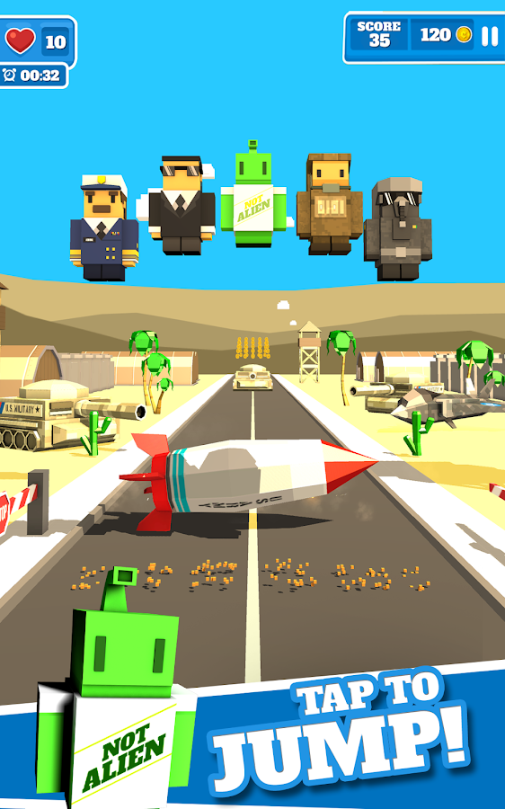 Road Hopper- screenshot
